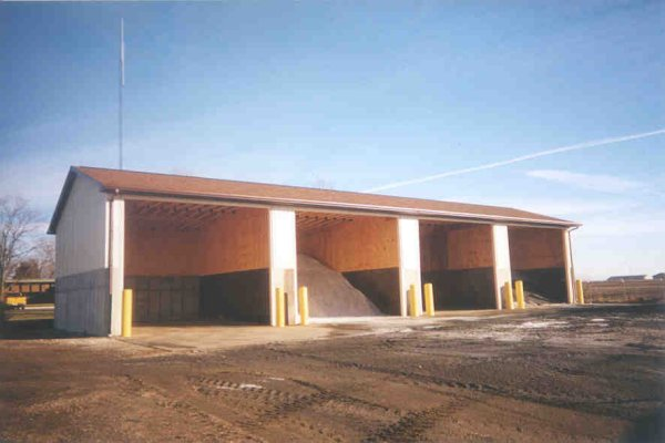 Knox County Salt Storage